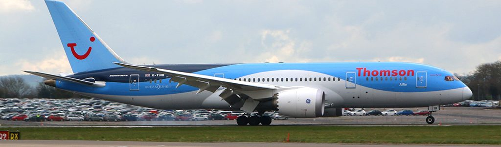 TUI Air UK add weekly Punta Cana service onboard Boeing 787-8 Dreamliner