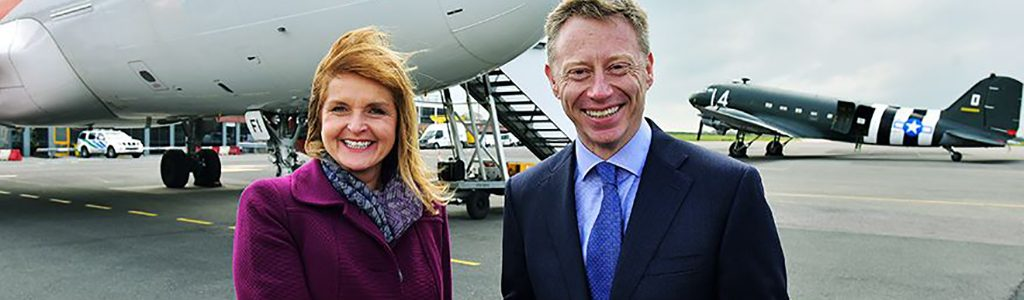 Bristol Airport celebrates 60 years of operations