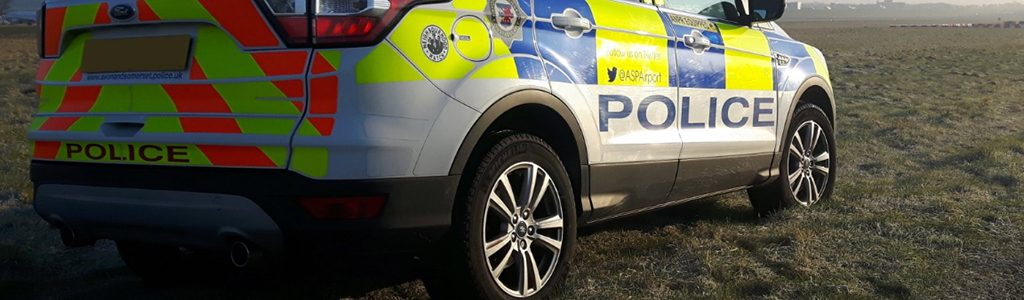 Update from Bristol Airport Police Spring 2018