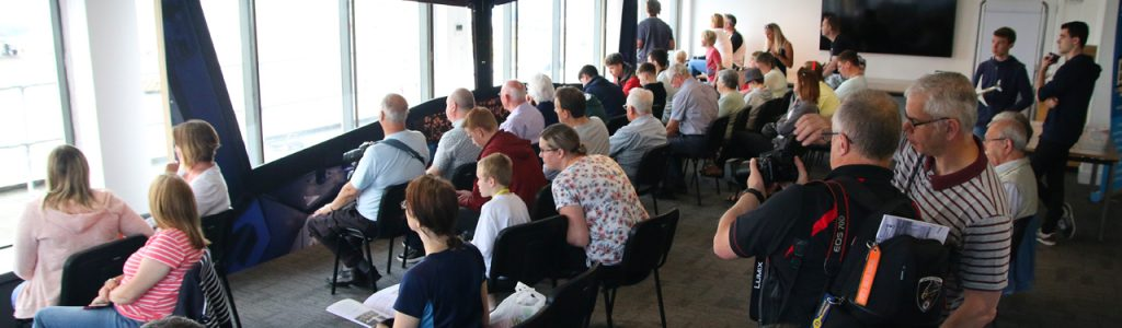 Report from Bristol Airport Spotters Day 2018