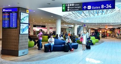 Bristol Airport passes another passenger number milestone