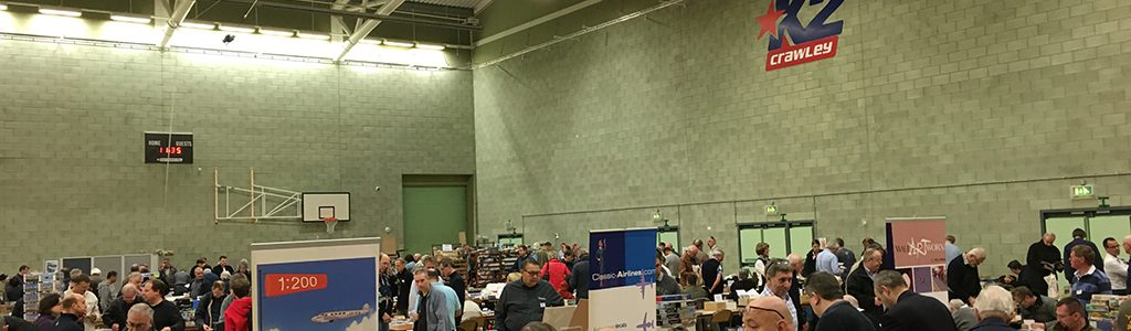 BAS visit Gatwick Aviation Fair