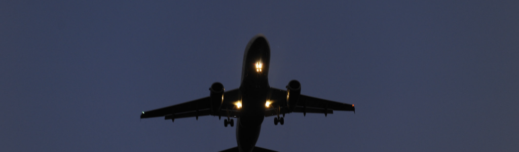 Changes to night flight regulations