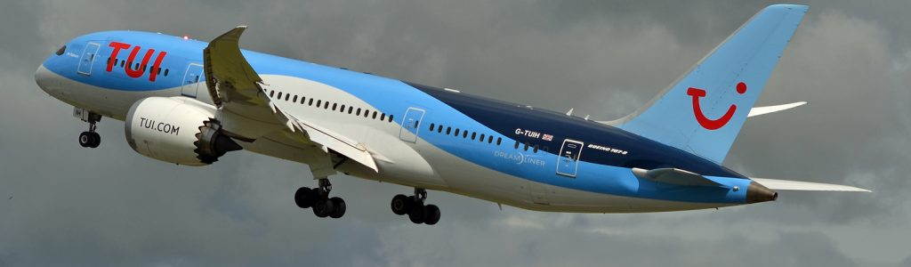 TUI to base Boeing 787 Dreamliner at Bristol Airport for Summer 2020