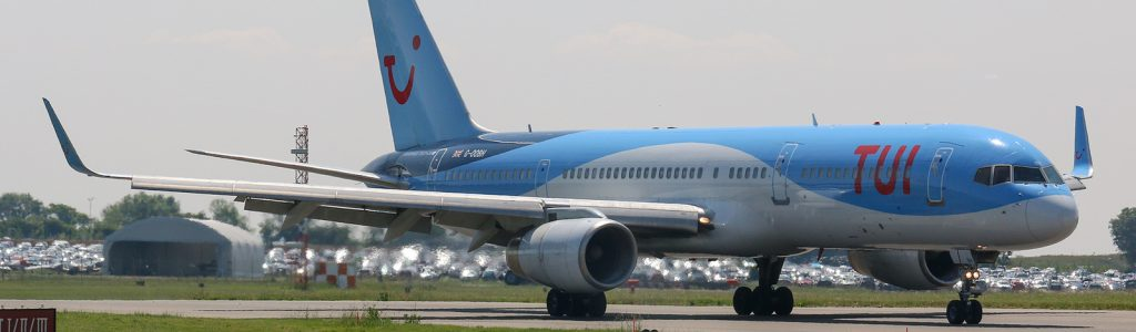 TUI announce new winter routes from Bristol Airport