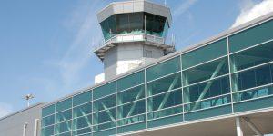 Bristol Airport Air Traffic Control Tower