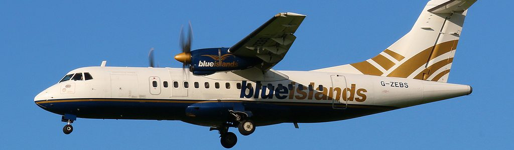 Blue Islands adds additional 5000 seats on flights to Bristol Airport this summer