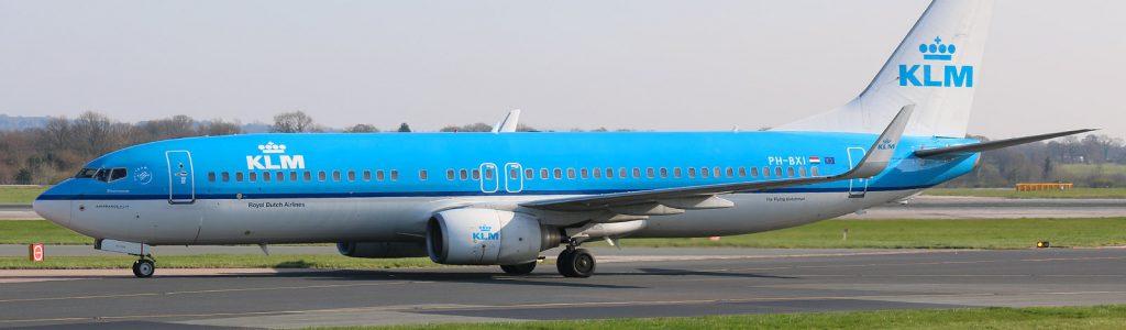 KLM upgrades weekday flights to Boeing 737 aircraft