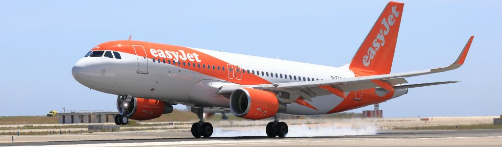 easyJet celebrates first flights on new summer routes to Milan, Biarritz and Brindisi